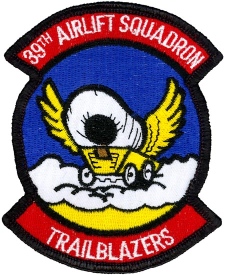 317th airlift group patch