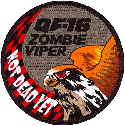 Nice WWII Patch, AAF Bomb Squadron Patch, Bugs