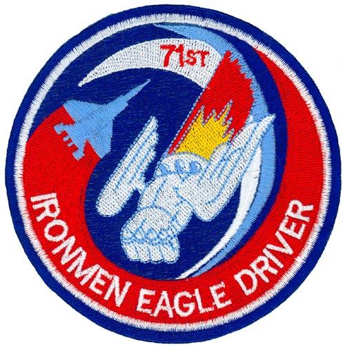 Ironman insignia