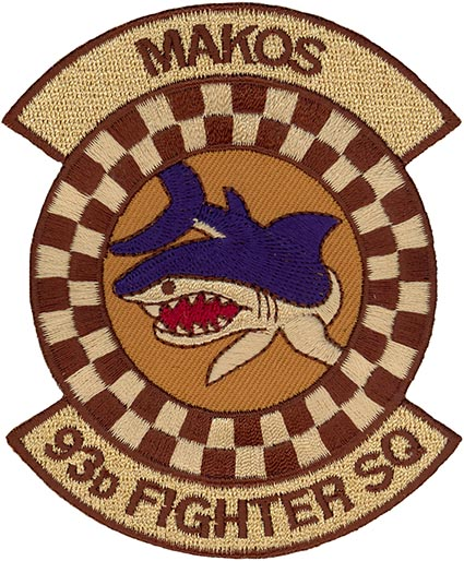 USAF AIR FORCE Squadron patch 482nd TACTICAL FIGHTER WING