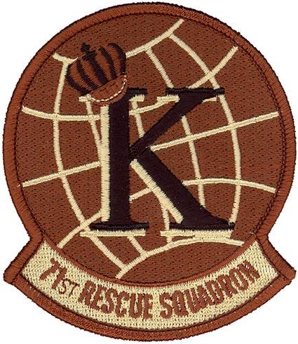 71st Rescue Squadron
