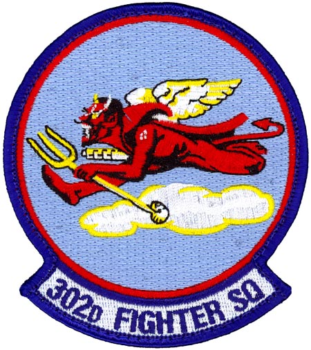 302nd FIGHTER SQUADRON