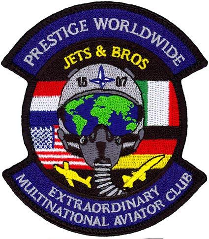 EURO NATO JOINT JET PILOT TRAINING CLASS - 2015-07 - PRESTIGE WORLDWIDE