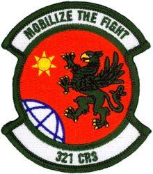 CRS-321-1001