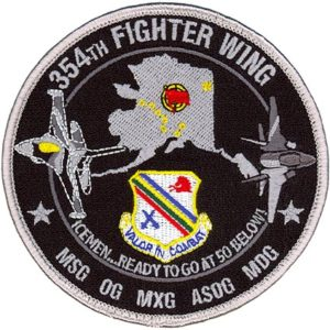 patch 354th OPERATIONS GROUP DET 1 ! NEW !