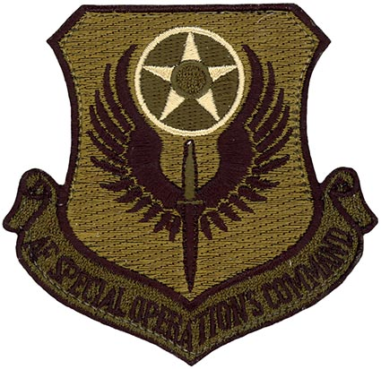 AIR FORCE SPECIAL OPERATIONS COMMAND - OCP